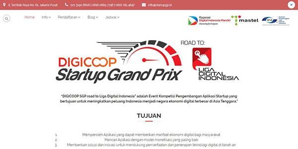 Digicoop Startup Grand Prix